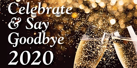 Celebrate and say Goodbye to 2020 tickets