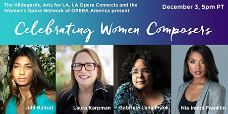 Celebrating Women Composers tickets
