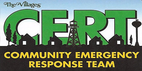 2021 CPR / AED Training by CERT of The Villages tickets