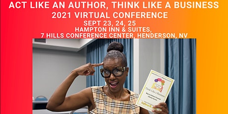 Act Like an Author, Think Like a Business 2021 Conference tickets