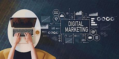 Digital Marketing for Startups: An entrepreneur's journey tickets