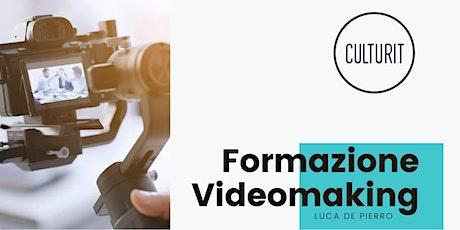 Formazione-workshop sul Videomaking biglietti