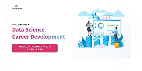 [Webinar] Panel Discussion | Data Science Career tickets