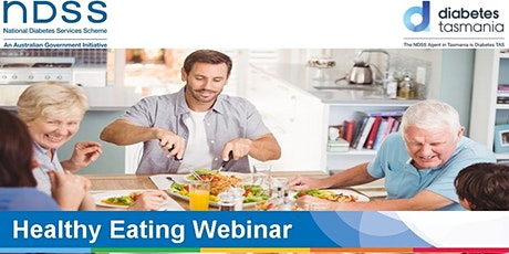 Healthy Eating Webinar - 16 March tickets