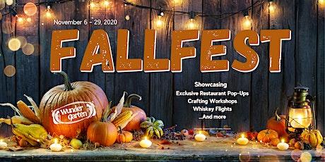 Fall Fest at Wunder Garten tickets