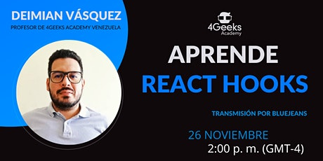Workshop: Aprende React Hooks (Nivel básico) entradas