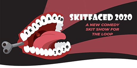SKITfaced comedy film program launch at The Loop tickets