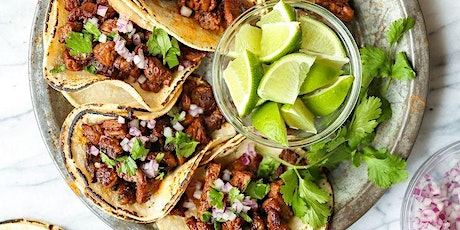 Mexican Street Food Lunch & Learn tickets