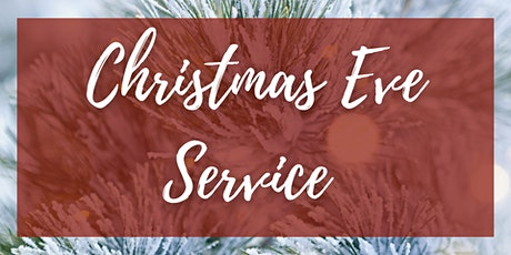 Christmas Eve Service 6:00 P.M. tickets