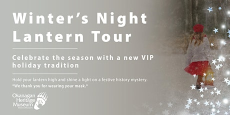 Winter's Night Lantern Tour tickets