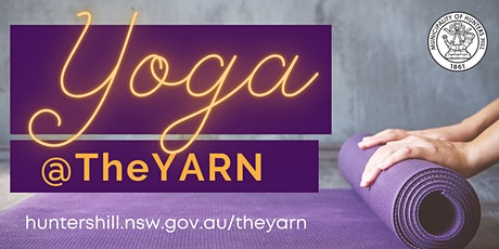 Yoga @ The YARN tickets