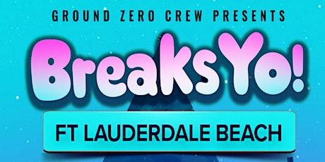 Breaks Yo! with DJ ICEY tickets