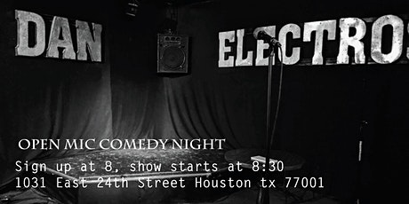 Open Mic Comedy Night -  Hosted by: Pedro Delhi tickets