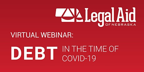 Free webinar: Debt in the Time of COVID-19 tickets