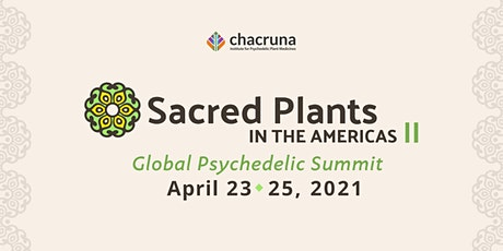 Sacred Plants in the Americas II bilhetes