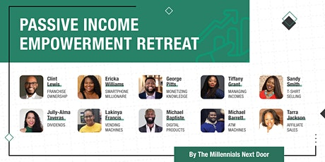 Passive Income Empowerment Retreat tickets