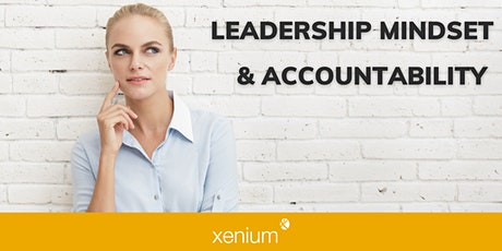 Leadership Mindset & Accountability tickets