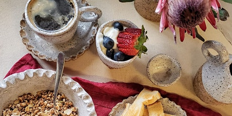 Breakfast Set - Rustic Wares PLUS sized tickets