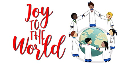 St. Paul's Annual Christmas Concert:  Joy to the World! tickets