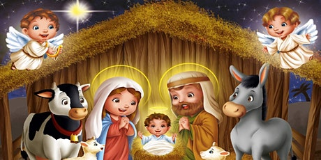 St Luke's - Christmas Eve Mass 6:00pm tickets