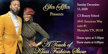 A Touch of Klass Fashion Show tickets