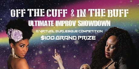 THE ULTIMATE IMPROV SHOWDOWN: Off The Cuff and In The Buff! tickets