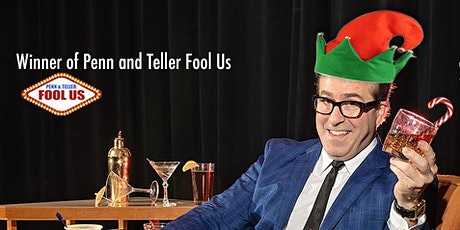 Magician Richard Preston's Christmas Capers tickets