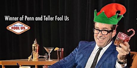 Copy of Magician Richard Preston's Christmas Capers tickets