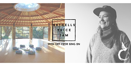 GET YOUR SING ON - Bethells Voice Jam tickets