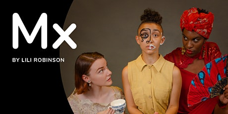 Mx by Lili Robinson - a livestream reading tickets