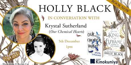 A Virtual Afternoon with Holly Black tickets