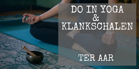 Do In yoga in combinatie met klankschalen tickets