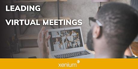 Leading Virtual Meetings tickets