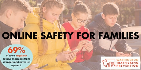 Online Safety for Families tickets