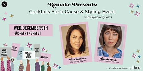 Cocktails For a Cause & Styling Event tickets