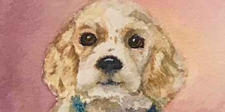 10am-12 It Is Easy to Render Your Pet in Lively Watercolor - Jean Anderson tickets