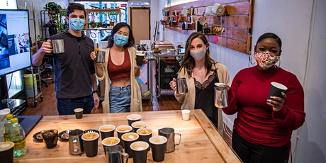 Paper Moon Cafe Latte Art Class tickets