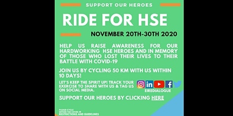 Ride for HSE