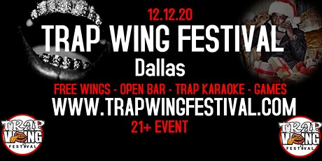 Trap Wing Festival Dallas Christmas Party & Toy Drive tickets