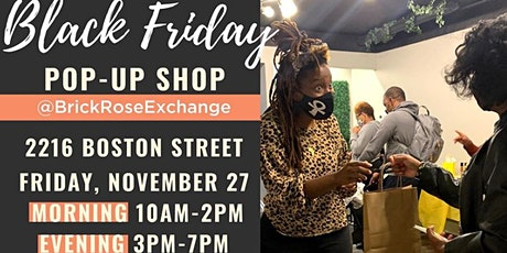 Black Friday Pop-Up Shop tickets