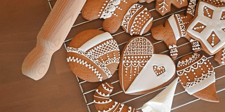 Christmas Gingerbread Decorating tickets