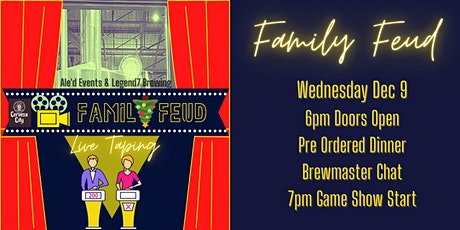 Family Feud with Cerveza City @ Legend7 tickets