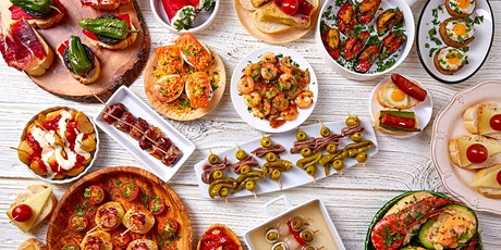 Spanish Tapas on a FriYAY! tickets