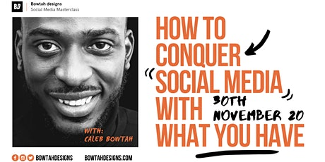 How To Conquer Social Media tickets