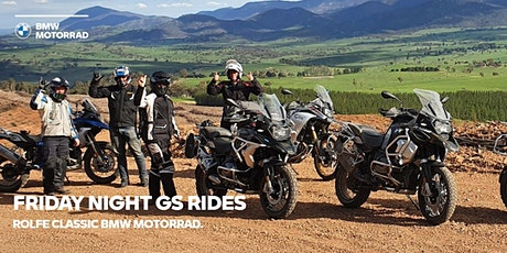 Friday Night BMW GS Adventure Rides tickets