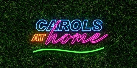 Carols At Home tickets
