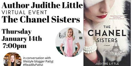 Author Judithe Little: The Chanel Sisters Virtual Book Discussison tickets