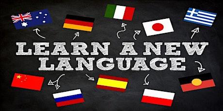 English Conversation Classes Term 1, 2021 tickets