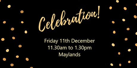 End of Year Volunteer Celebration  Lunch tickets