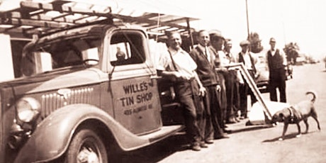 Happy Anniversary Wille's Tin Shop! tickets